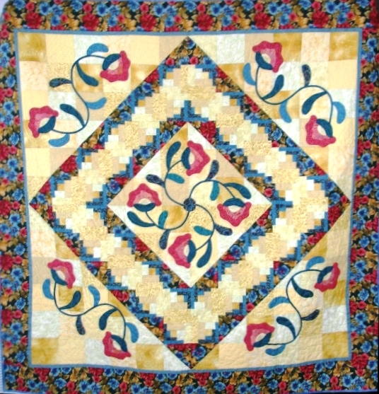 Second Prize quilt
