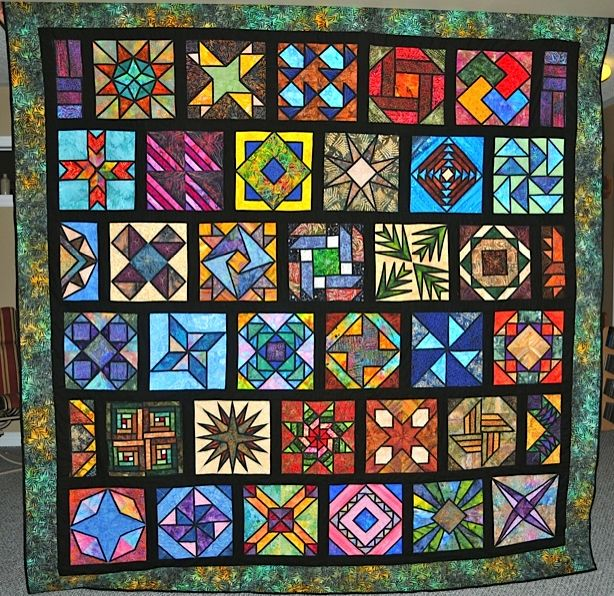 First prize quilt