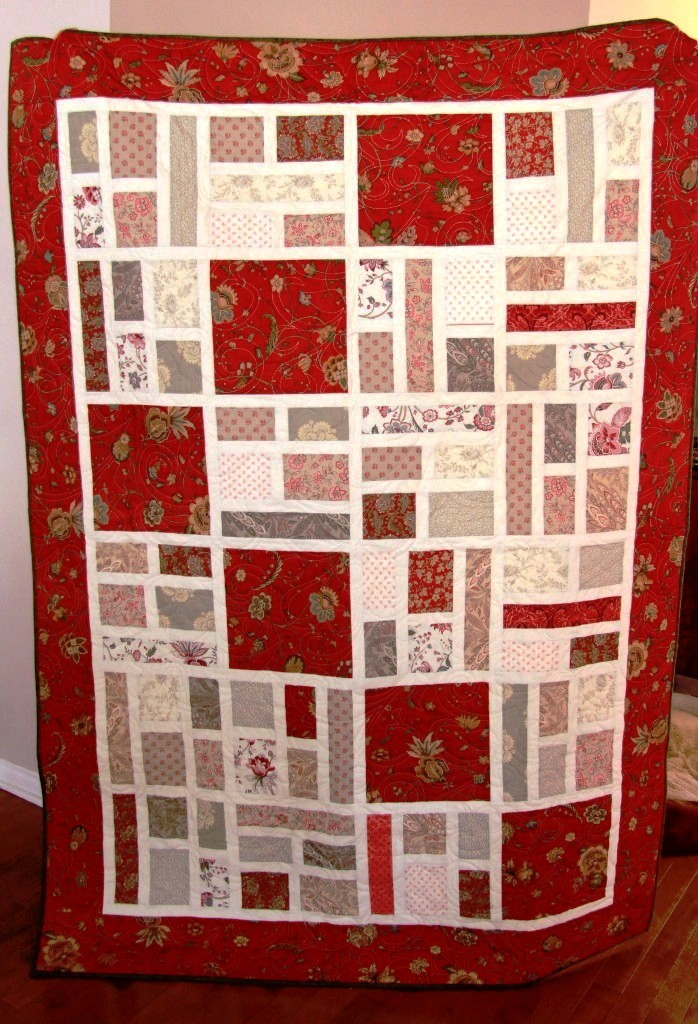 Quilt for Monthly Giving Program draw